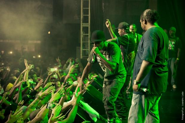 Bone Thugs-n-Harmony Foto: Leandro Dazo