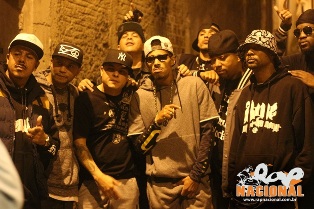 RZO e Bone Thugs-n-Harmony em Paquetá, Pirituba. Foto: Leandro Dazo